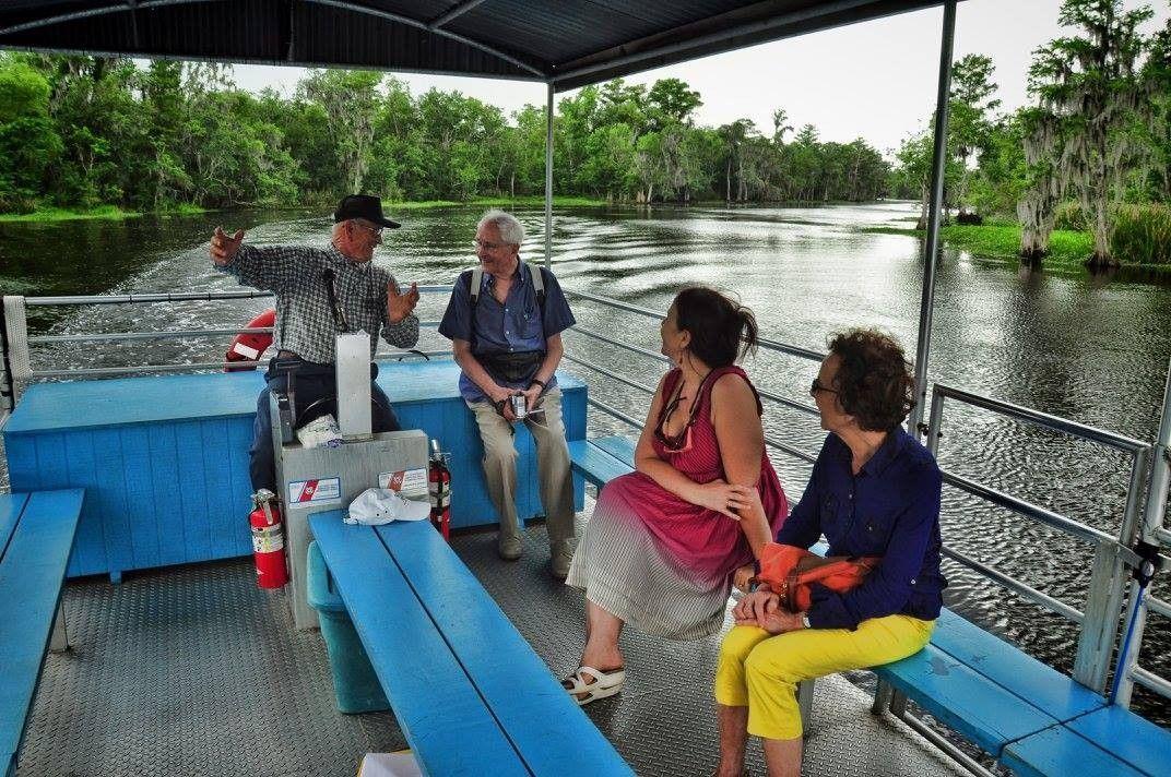 Torres Cajun Swamp Tours Bayou Lafourche