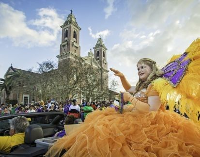 5 Reasons to Enjoy Mardi Gras in Lafourche