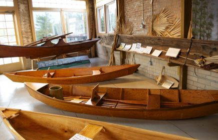 Center for Traditional Louisiana Boat Building | Bayou Lafourche