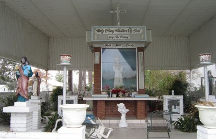 Holy Mary Shrine | Bayou Lafourche