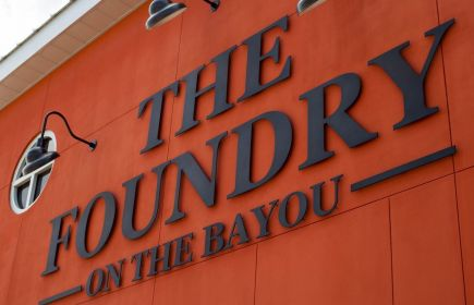 Foundry On The Bayou | Lafourche Parish