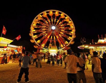 Experience the Cajun Lifestyle at Fall Festivals- Louisiana's Cajun Bayou