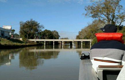 Boat Tours at the Wetlands Acadian Cultural Center